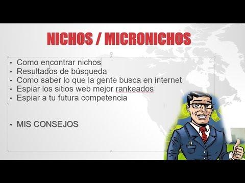 Curso Google AdSense - PASO 1 - Encontrar Nichos
