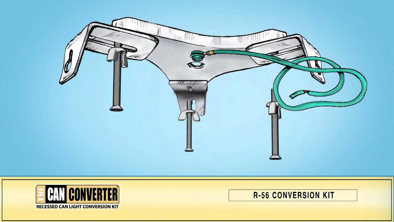 The Can Converter Model R56 How To Install Pendant