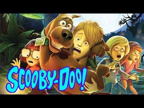 Скуби-Ду и Таинственные топи на русском мультик игра 1 серия - Болото #игровой мультфильм для детей