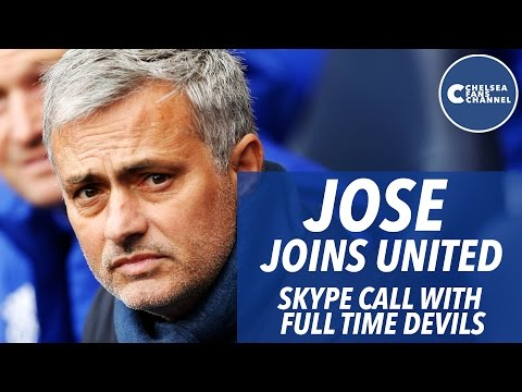 Mourinho To Manchester United Confirmed! Reaction! With Full Time Devils!