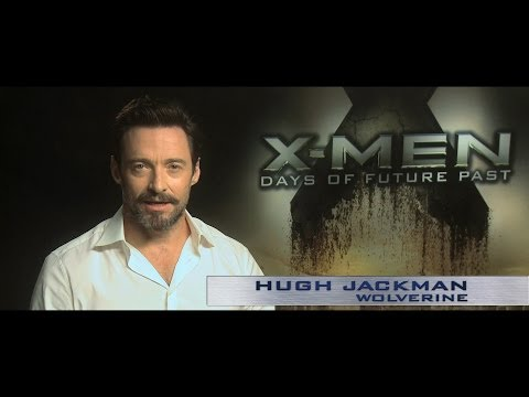 Hugh Jackman zur X-Men X-Perience! #XMenLive
