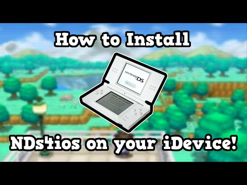How to install NDs4ios on your iDevice!