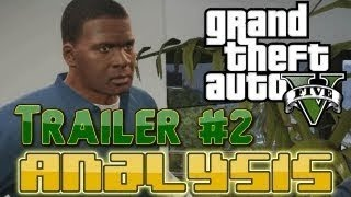 GTA V Trailer #2   The Most Detailed Analysis   Loads of Details You Missed