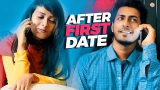 After First Date | Bangla Funny Video 2018 | Madology | Valentine day | Bangla Natok shortfilm 2018