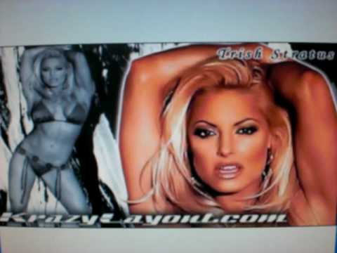 WWE DIVAS AND TNA KNOCKOUTS LAYOUTS Video