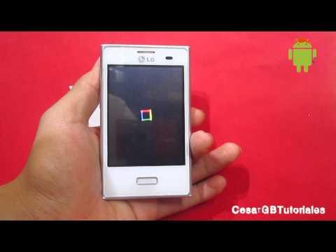 Super Rom Para LG E400. E400F & E400G   Estilo KitKat   Basada En Cyanogenmod   1GB Para Apps