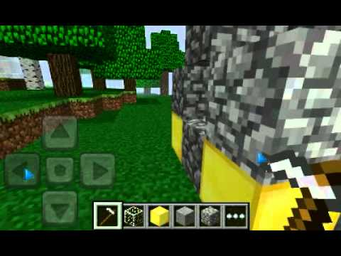 Minecraft Pocket Edition Nether Reactor Core