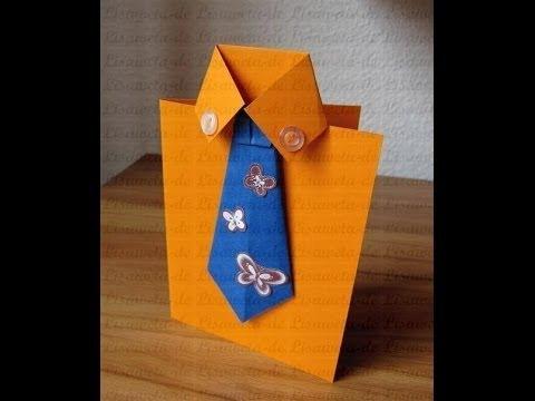 Открытка папе с днем рождения из цветной бумаги