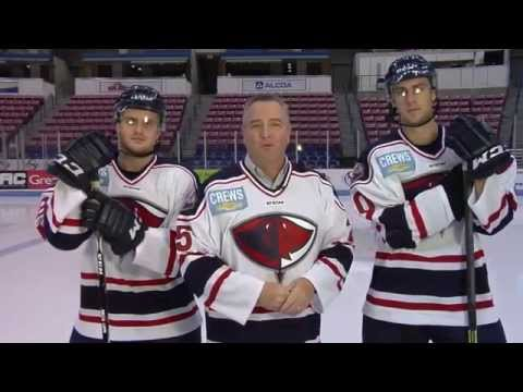 South Carolina Stingrays - 2015 Score One 4 Life with the American Red Cross and ABC News 4