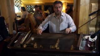 "Miroslav Rajt - ""Skowronek"" Dinicu ( Ciocârlie) dulcimer"