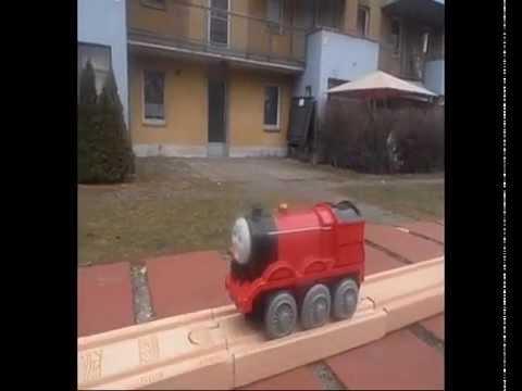Thomas & Friends – Thomas the Train Crash Time