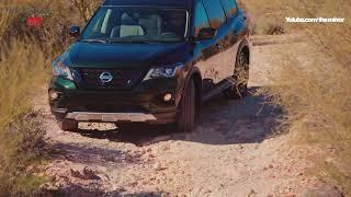 2019 Nissan Pathfinder Rock Creek Edition - Unique Exterior And Interior Treatments