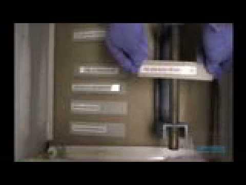 Soprema vs. the Competition - Alsan RS Cold Temperature Flexibility