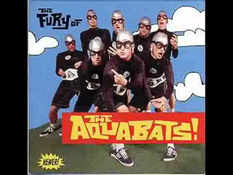 Aquabats - Attacked By Snakes