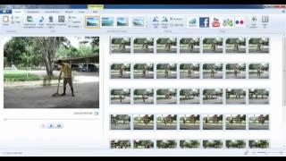 การสร้างคลิปวีดีโอ ตอน Stop Motion