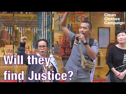 Why Indonesian Workers Travel 6000km To Japan For Justice - A Quest To Hold Uniqlo Responsible