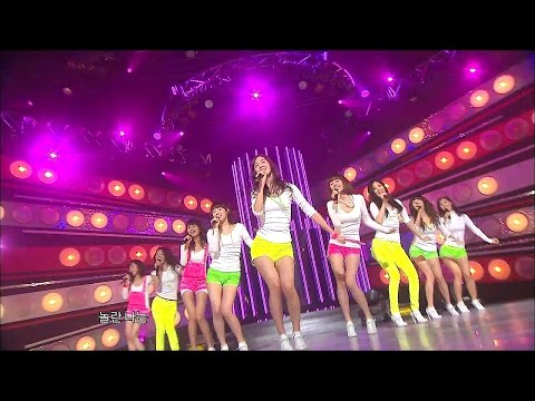 【tvpp】snsd - Gee, 소녀시대 - 지  Show Music Core Live video