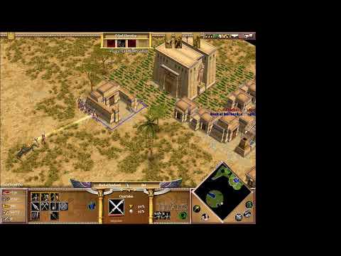 AOM - Age of Mythology - Partida de Supremacia Pt.3