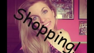 Shopping: Essence,Stradivarius,Kiko & Claire