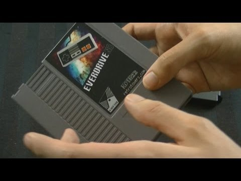 Gamerade - Everdrive N8 - NES (Famicom) Flash Card - Adam Koralik