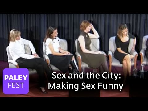 Sex And The City - Michael Patrick King On Making Sex Funny (Paley Center)