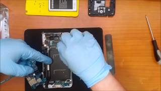 Samsung Galaxy Note 3 Disassembly and repair Screen Work 100%