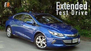 What's it like living with the 2016 Chevrolet Volt ? - Extended Test Drive