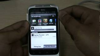 HTC Wild fire S Game HD
