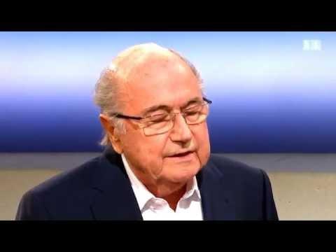 Die Rundschau vom 25.11.15 mit Sepp Blatter