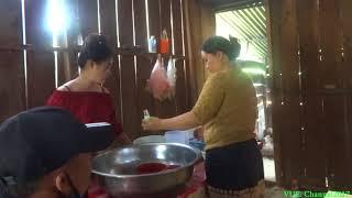 Ncig Teb Chaw Tham Hluas Nkauj Nyob Moos om 2017