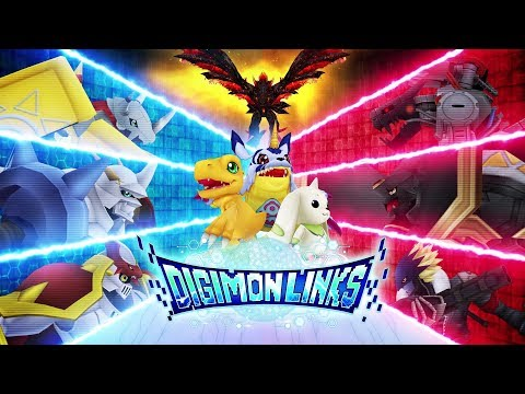 DigimonLinks APK Cover