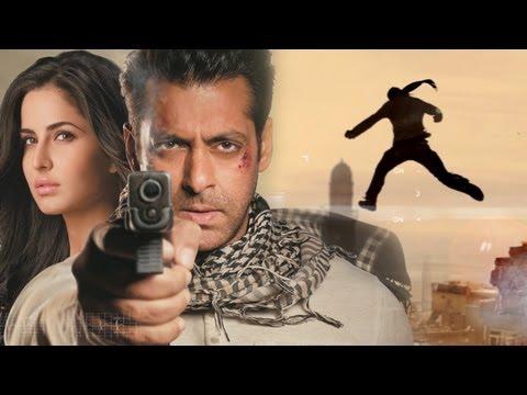 EK THA TIGER - Digital Poster - Salman Khan & Katrina Kaif