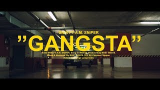 SNIK - GANGSTA - ft. A.M. SNiPER (Prod. By Bret Beats)