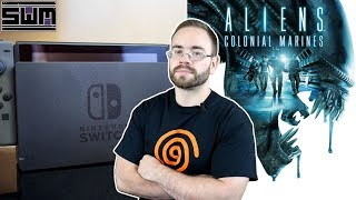 A Cable Announced To Replace The Switch Dock And A Typo Ruined Aliens Colonial Marines? | News Wave