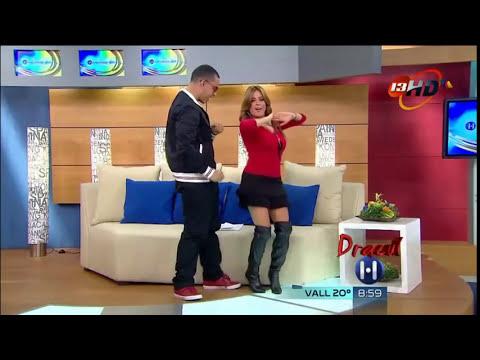 Linet Puente - Bailando Reggaeton