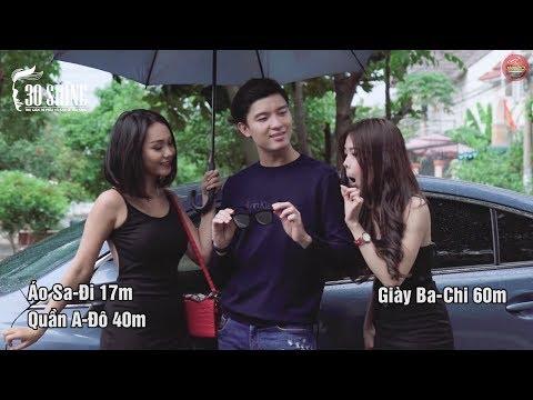 30Shine TV Phim Hài | Anh Không Ngại Đẹp Trai, Anh Chỉ Cần Lý Do Thôi | Ghiền Mì Gõ Bi Max - Pinky