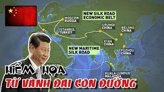 """Hiểm họa từ """"Một vành đai Một con đường"""" của Trung Quốc"""