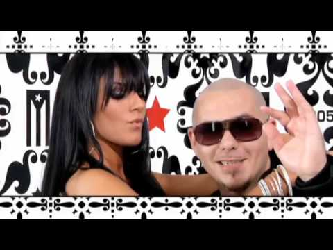HD I know you want me (Calle 8) - Pitbull