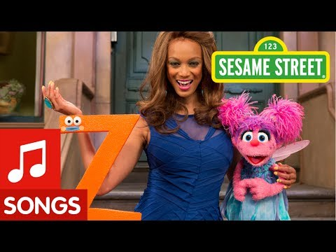 Sesame Street: Tyra Banks Sings the Alphabet