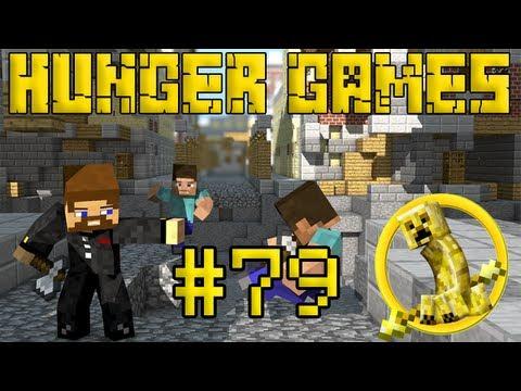 Minecraft Голодные Игры / Hunger Games 79 - Счастливые ботинки