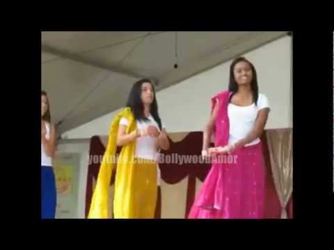 تدريبات وداد سيري رقص هندي