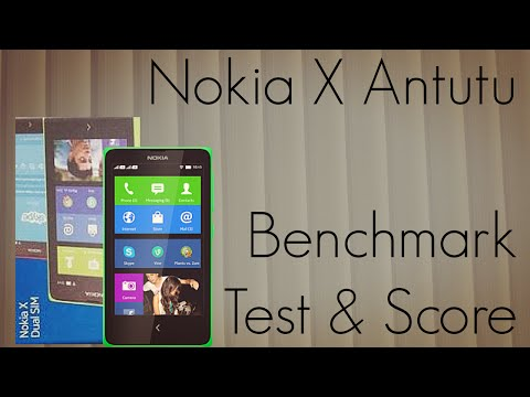 Nokia X Antutu Benchmark Test & Score - Android Smart Phone - Advices Media