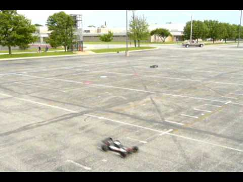 HPI Baja 5b SS On-Road Oval Racing