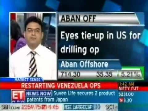 Aban Offshore may restart drilling in Venezuela soon?