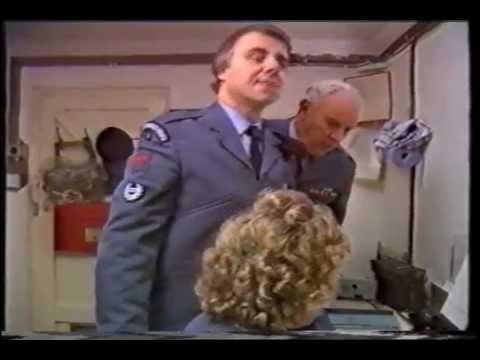 Bas Royal Observer Corps Nuclear War Prep 1983