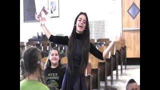 Ps22 Chorus 34 Say Something 34 For Fifth Harmony By Agbw