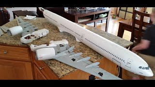 Supreme-Hobbies Airbus A330 - Unboxing
