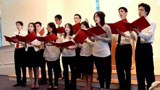 "真耶穌教會 TJC Elizabeth Youth Choir  ""Who At My Door is Standing / The Savior is Waiting"""