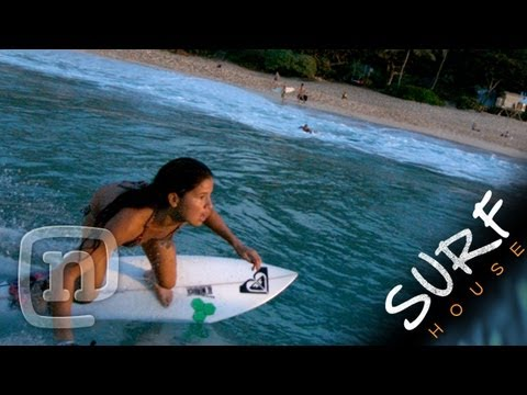 Meet Pro Surfer Alisha Gonsalves: Surf House Cast Profile