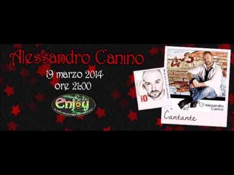 RadioEnjoy presenta… Alessandro Canino